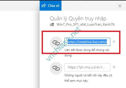 Link download Vultr ISO Windows và Hướng dẫn tạo Direct Link